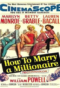 How to Marry a Millionaire (1953) Poster