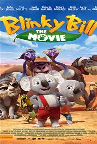 Blinky Bill the Movie (2015) Poster