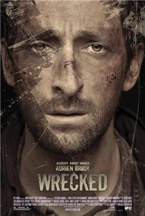 Wrecked (2011) 1080p Poster