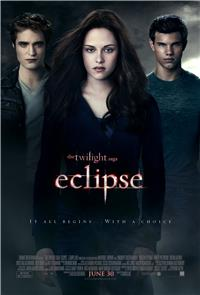The Twilight Saga: Eclipse (2010) 1080p Poster