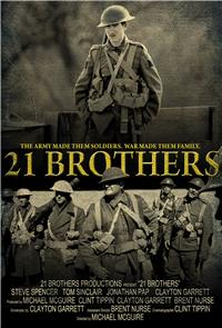 21 Brothers (2011) 1080p Poster