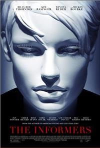 The Informers (2009) 1080p Poster