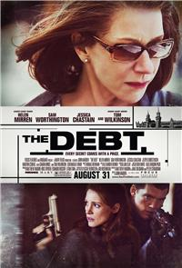 The Debt (2011) 1080p Poster