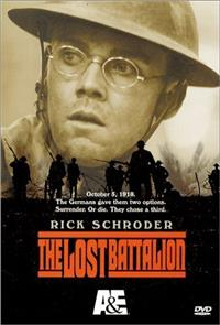 The Lost Battalion (2001) Poster