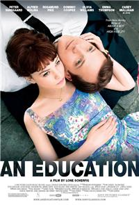 An Education (2009) 1080p Poster