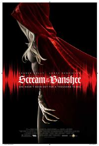 Scream of the Banshee (2011) 1080p Poster