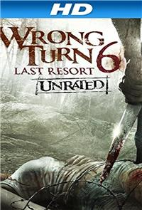 Wrong Turn 6: Last Resort (2014) 1080p Poster