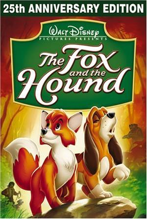 The Fox and the Hound (1981) 1080p Poster