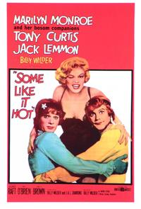 Some Like It Hot (1959) 1080p Poster