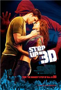 Step Up 3 (2010) 1080p Poster