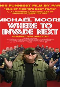 Where to Invade Next (2015) 1080p Poster