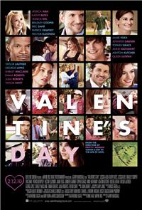 Valentine's Day (2010) 1080p Poster