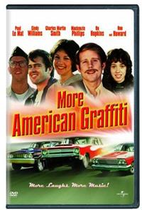 More American Graffiti (1979) Poster