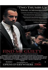 Find Me Guilty (2006) 1080p Poster