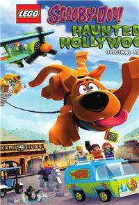 Lego Scooby-Doo!: Haunted Hollywood (2016) 1080p Poster