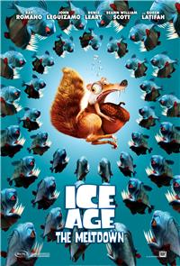 Ice Age 2: The Meltdown (2006) 1080p Poster