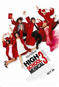 High School Musical 3: Senior Year (2008) 1080p Poster