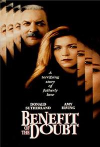 Benefit of the Doubt (1993) Poster