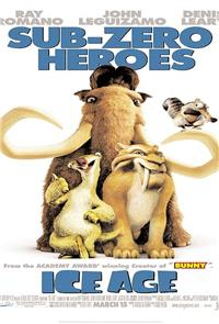 Ice Age (2002) 1080p Poster