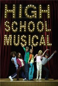 High School Musical (2006) 1080p Poster