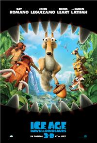 Ice Age: Dawn of the Dinosaurs (Ice Age 3) (2009) 1080p Poster