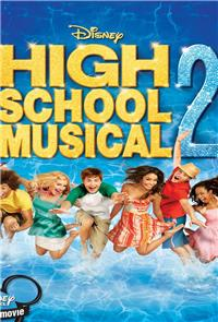 High School Musical 2 (2007) 1080p Poster