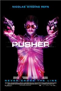 Pusher (2012) 1080p Poster