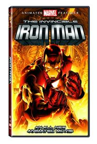The Invincible Iron Man (2007) 1080p Poster