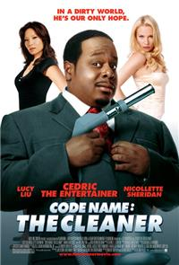 Code Name: The Cleaner (2007) Poster