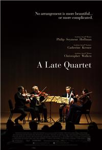 A Late Quartet (2012) Poster