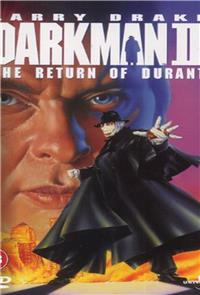 Darkman II - The Return of Durant (1994) Poster