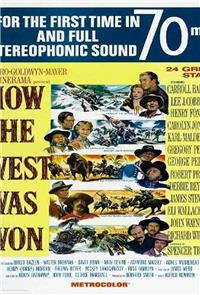 How the West Was Won (1963) 1080p Poster