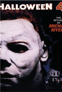 Halloween 4: The Return of Michael Myers (1988) 1080p Poster