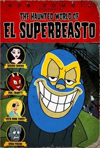 The Haunted World of El Superbeasto (2009) 1080p Poster