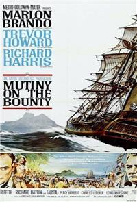 Mutiny on the Bounty (1962) 1080p Poster