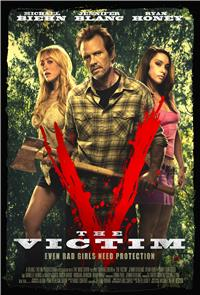 The Victim (2012) Poster
