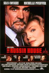 The Russia House (1990) Poster