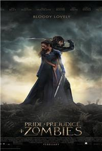 Pride and Prejudice and Zombies (2016) 1080p Poster