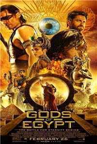 Gods of Egypt (2016) 1080p Poster