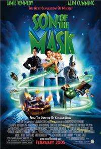 Son of the Mask (2005) 1080p Poster