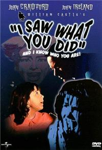 I Saw What You Did (1965) Poster