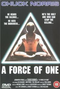 A Force of One (1979) Poster