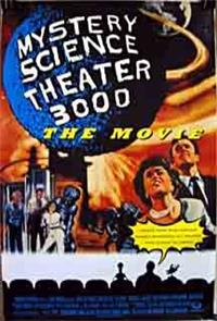Mystery Science Theater 3000: The Movie (1996) 1080p Poster