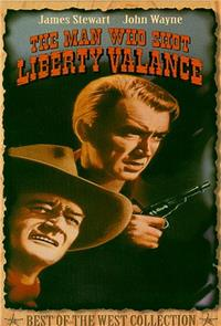 The Man Who Shot Liberty Valance (1962) 1080p Poster