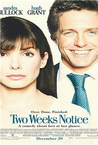 Two Weeks Notice (2002) Poster