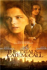 The Trials of Cate McCall (2013) Poster