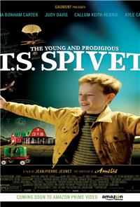 The Young And Prodigious T.S. Spivet (2015) Poster