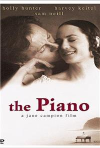 The Piano (1993) 1080p Poster