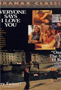 Everyone Says I Love You (1996) 1080p Poster