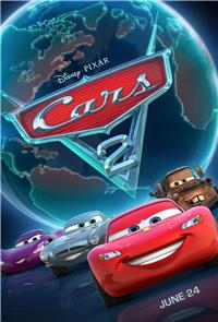 Cars 2 (2011) 1080p Poster